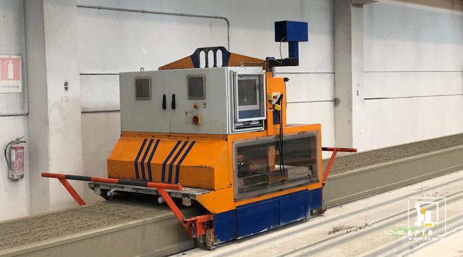 ماشین آلات تولید هالوکور
