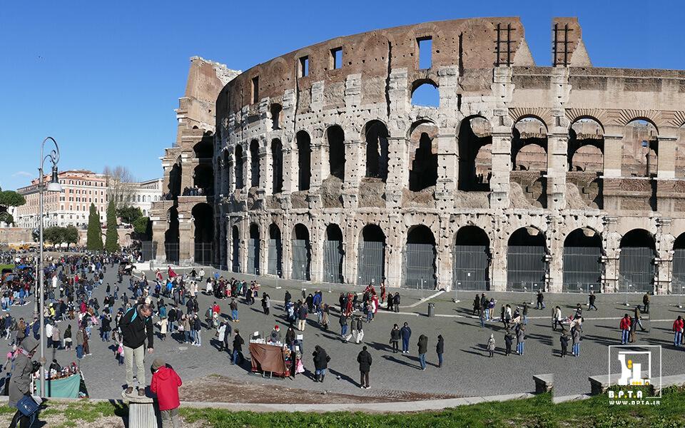 بتن رومی