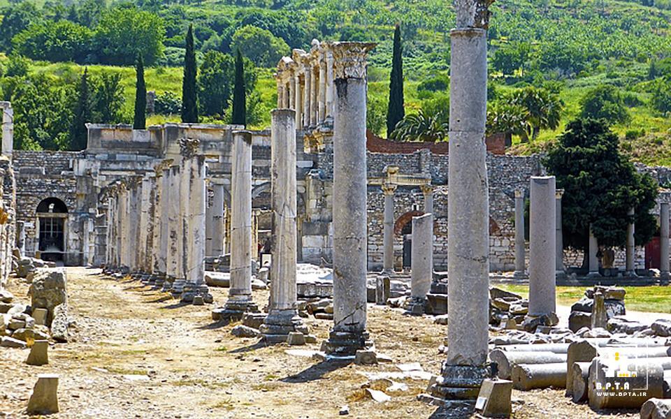 ماهیت بتن رومی